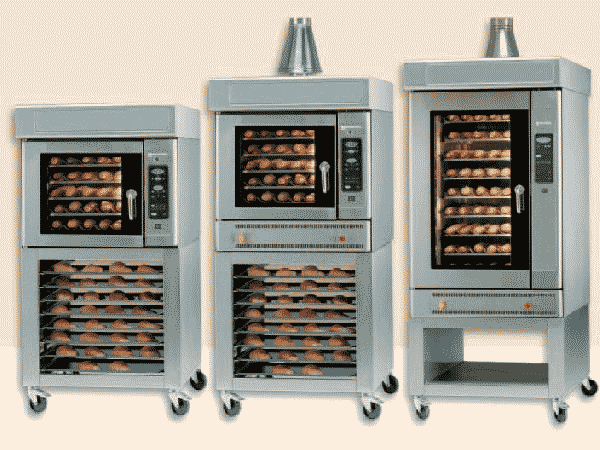 Hornos a gas para pasteleria